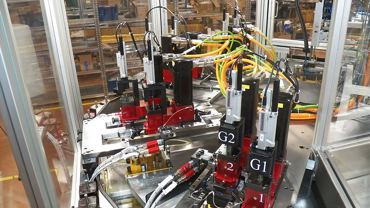 Stand alone Tapping & Insertion machines