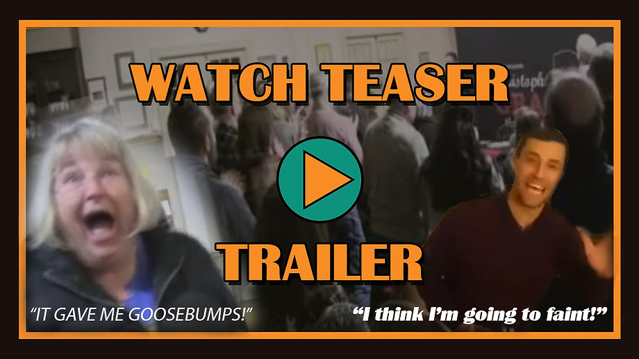 The Mind Reader Teaser Trailer