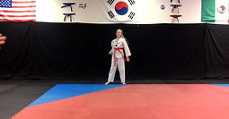 White - Purple Belt Poomsae