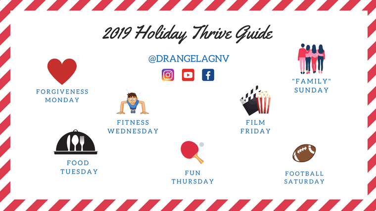 2019 Holiday Thrive Guide