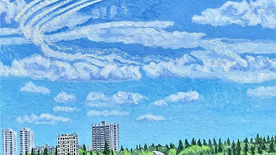 Lori Frank Fine Art Studio on Facebook Watch