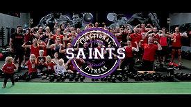 Saints - Canterbury Anniversary Day Workout