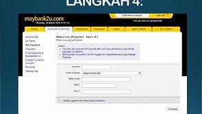 Cara pembayaran secara online melalui Jompay