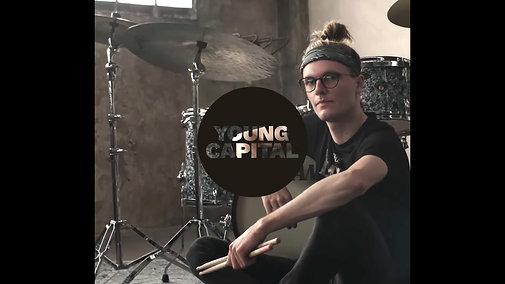 Spotlight drummer Olger | YoungCapital