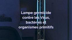 Lampe UV-C 2537nm _ 165W