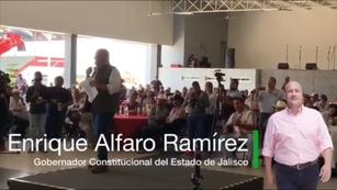 #QuienEsQuien Gobernador Constitucional del Estado de Jalisco Enrique Alfaro Ramírez