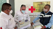 VIDEO CRUZ ROJA SEÑOR OZONO