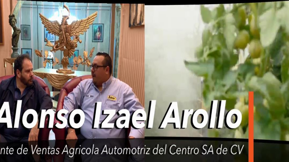 WhoIsWho entrevista Alonso Izael Arroyo