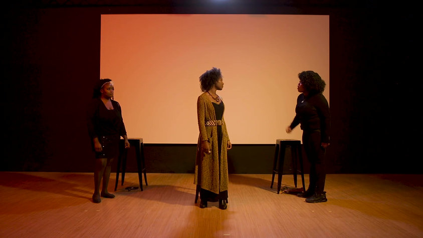 """Upstate Black Theater Festival ft. """"Naturally"""""""