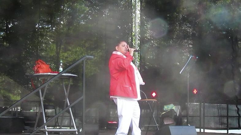 """""""Italo-Pop"""" beim Kulturfestival Schloßpark Mannheim 2021"""