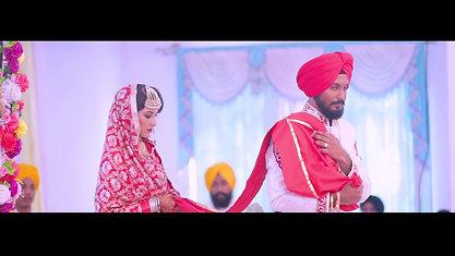 Daljit weds Mandeep