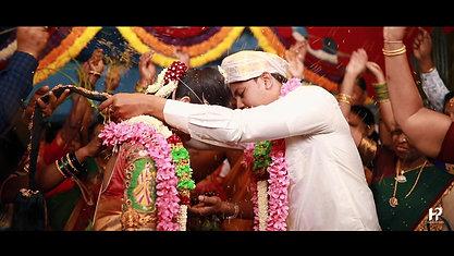 Darshan Weds Ankitha