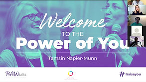 The Power of You Masterclass