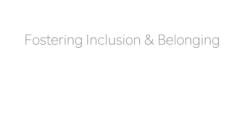 Module 1 - The Diversity and Inclusion Business Case