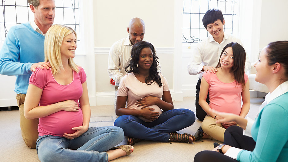 Learn more about Hypnobirthing with Paratoi & KGH