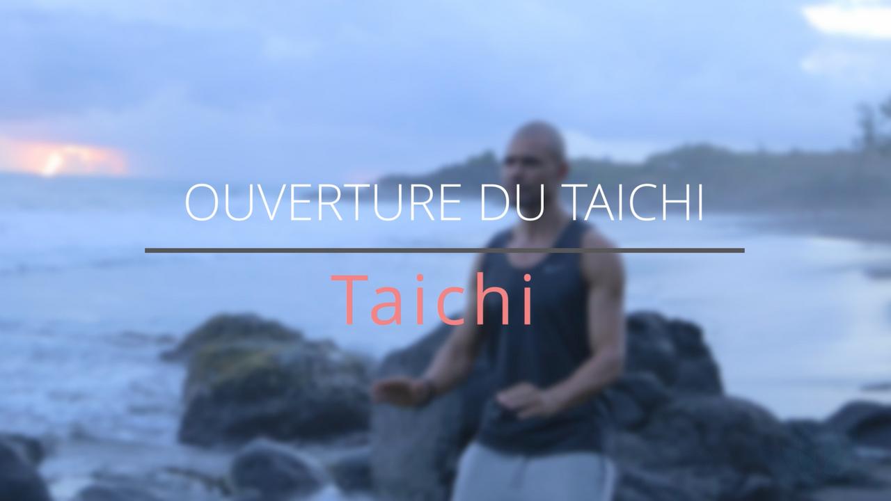 OUVERTURE DU TAICHI