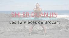 SHI ER DUAN JIN (12 Pièces de Brocart)