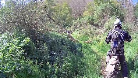 Italy 2018 trail riding