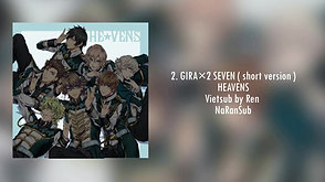 [ROMAJI+VIETSUB] Songs of Album Maji love Kingdom Insert Song - HEAVENS