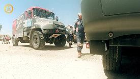 Bonver Dakar Project - Baja Aragon 2015