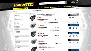 AEROFLOW NEW WEBSITE