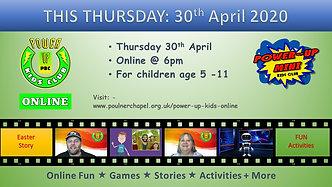 Power-Up Kids Online - Week 4