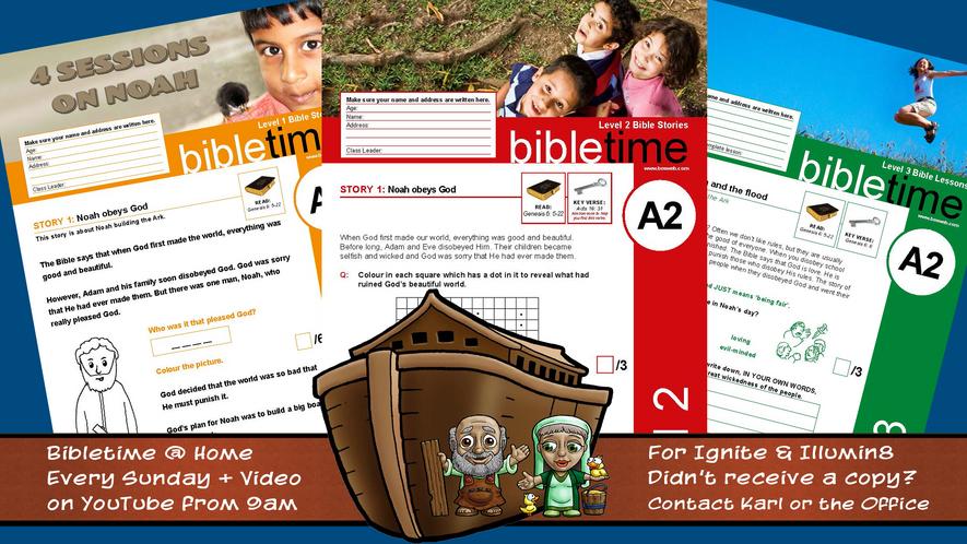 Children's Bibletime Videos