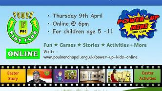Power Up Kids Online - Part 2