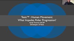 Human Movement- What impedes rider progression