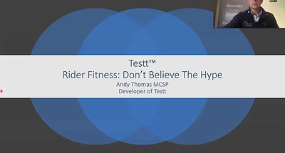 Rider Fitness- Dont believe the hype