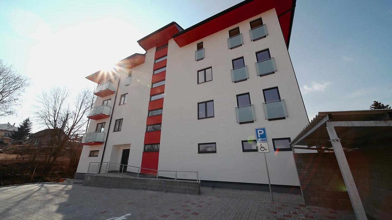 Moderní byty Nová Paka