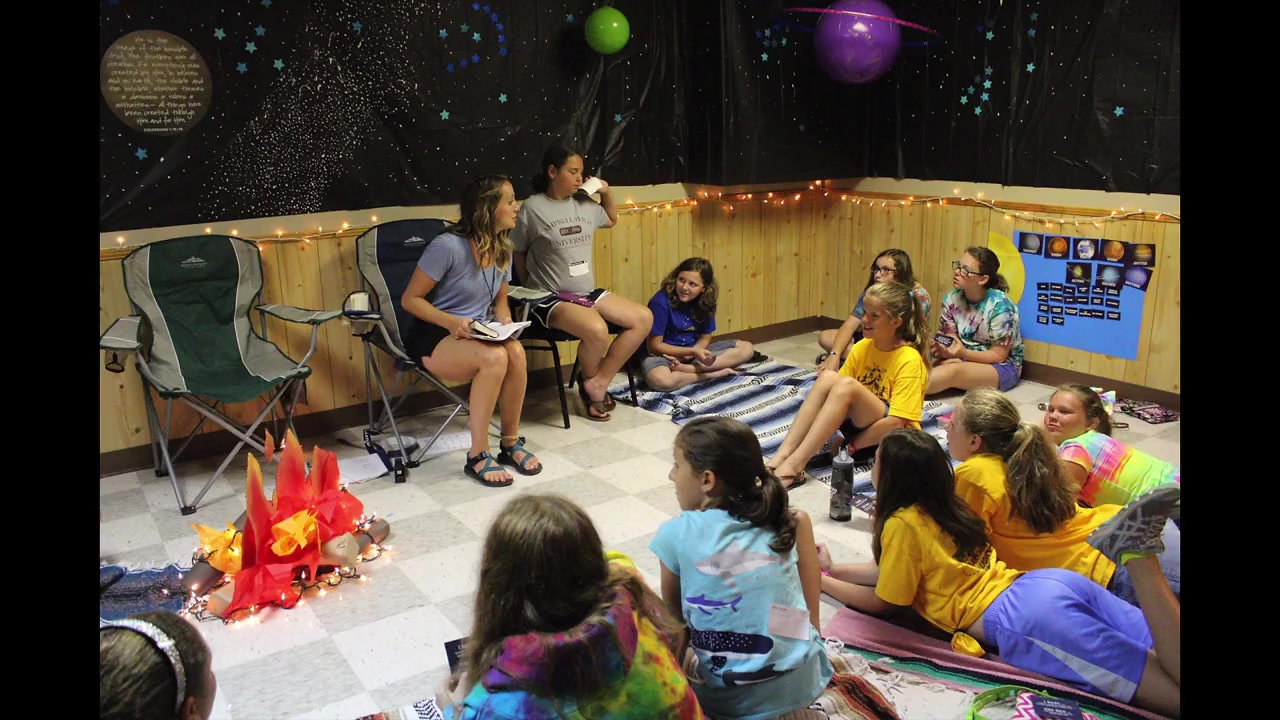VBS! A Week in Review
