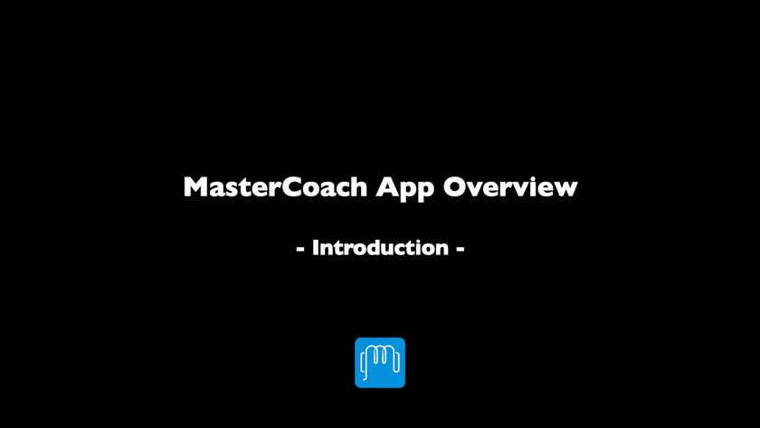 MasterCoach Explainer Video