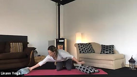 Yin for Tight Shoulders - 45 mins