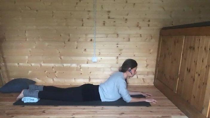 Stress Relief Yin - 1 hr