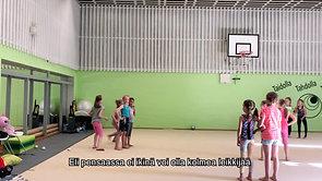Leikki-video 9 pensashippa VALMIS