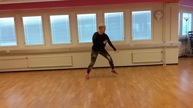 Tanssitreeni Syksy 2017