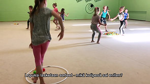 Leikki-video 6 Lohikäärmeen luola VALMIS