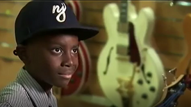 10-year-old bass guitar sensation