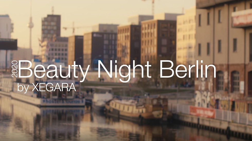 Beauty Night Berlin 2020