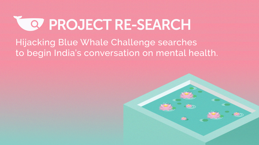 Project Re Search: Beyond The Blue Whale Challenge