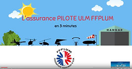 L'assurance Pilote ULM FFPLUM en 3 minutes