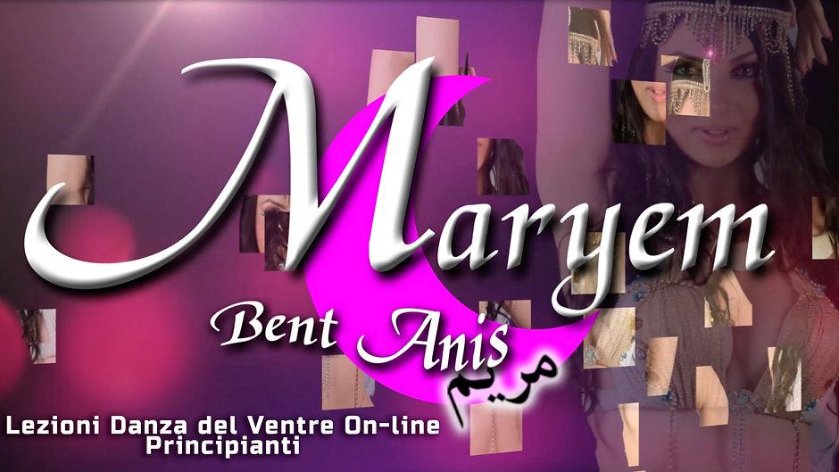 Programma Principianti - Danza del Ventre On-line con Maryem Bent Anis