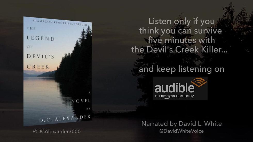 The Legend Of Devil's Creek (by D.C. Alexander)
