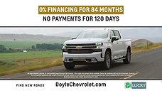 Doyle Chevrolet Promo