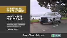 Doyle Chevrolet - Showroom Open