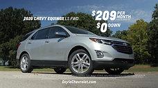 Doyle Chevrolet - 2020 Equinox
