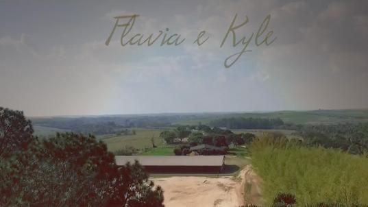 Casamento na Fazenda | Flavia e Kyle