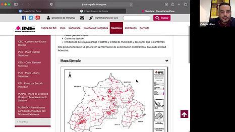 Sesión 31   Geografía Electoral y el territorio