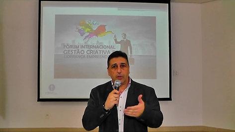 Fórum Internacional de Gestão Criativa e Gestão Empreendedora
